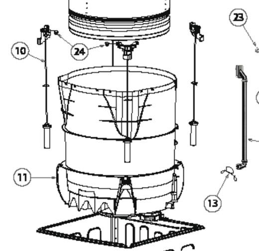 dishwasher air gap diagram dishwasher repair appliance repair