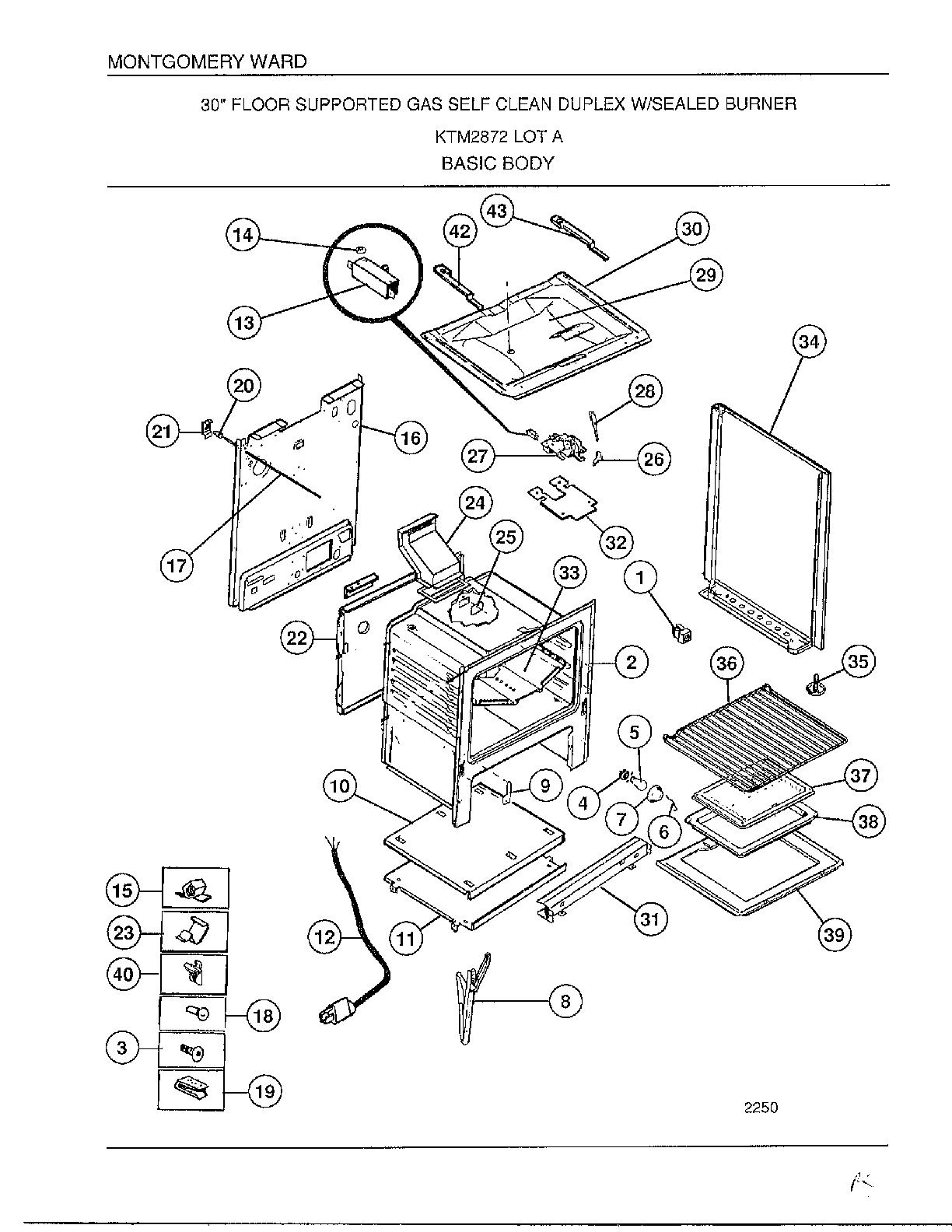 basic latch diagram
