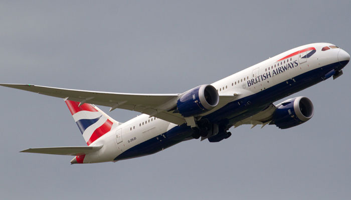 All set for British Airways flights to Pakistan Pakistan - Geotv