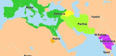 Ukázka z webu Atlas of World History