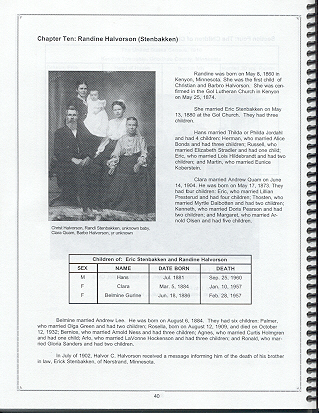 Making A Family History Book cvfreepro