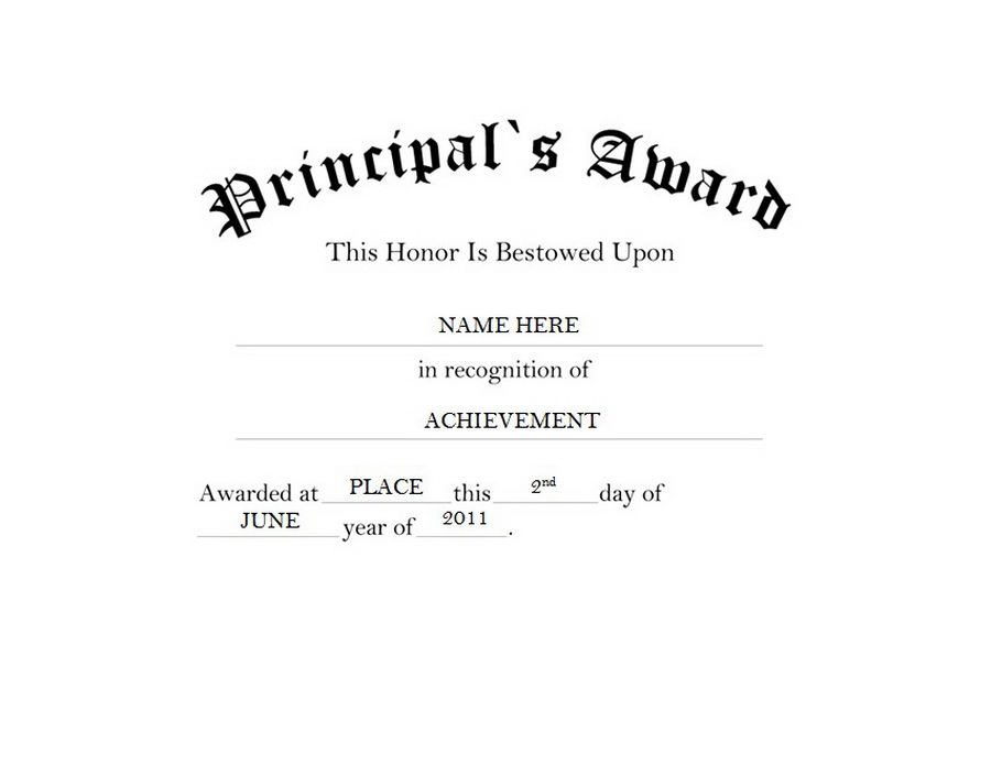 Awards Free Templates Clip Art  Wording Geographics - Free Award Templates
