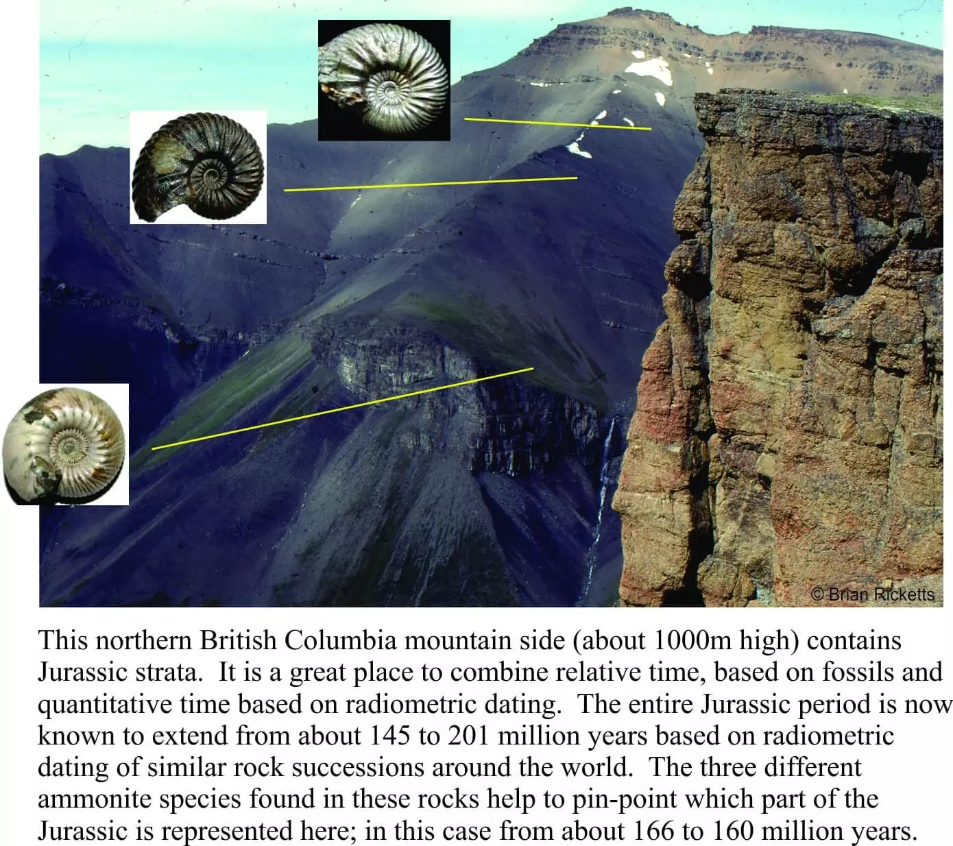 Method For Volcanic Dating Deposits Radiometric Common
