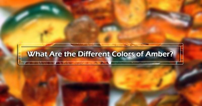 Amber Colors : What Are the Different Colors of Amber? | Geology Page