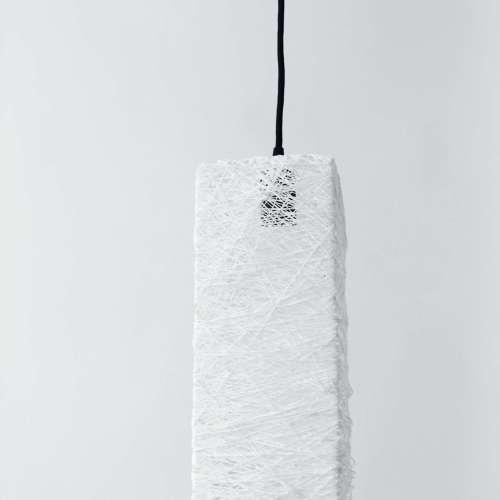 Prism lámpara de techo blanca