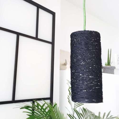 Lámpara de techo estilo industrial CYLINDER