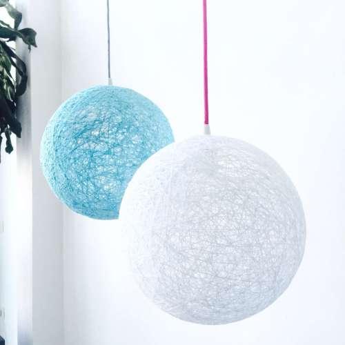 Lámpara de techo diseño nórdico SPHERE