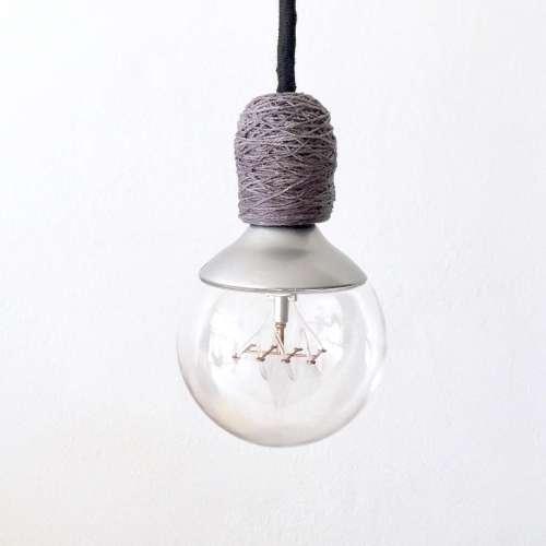 Lámpara artesanal decorativa NUDE