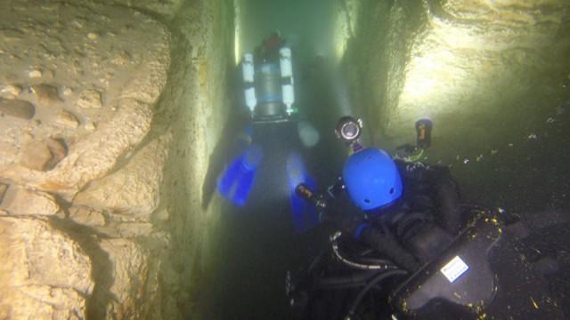 Mistero nel Lago di Garda: una enorme faglia a 50 m di profondità