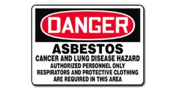 Asbestos Contamination at George AFB