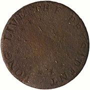 WI 18-A FIFTEEN STAR PATTERN BRASS 20MM RARITY 7 1793 GEORGE WASHINGTON PD $2,250. 10-14-11 copy