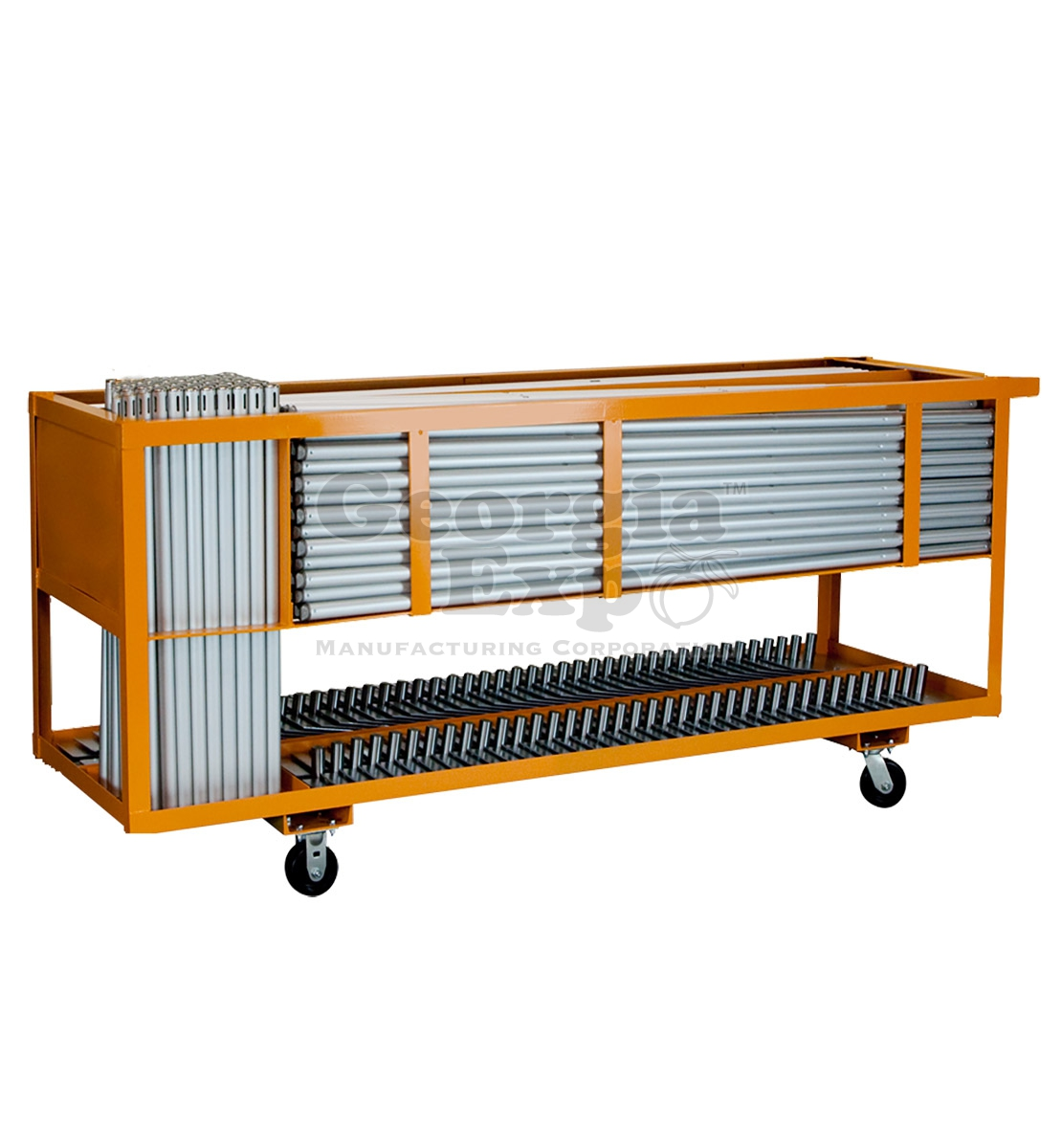 25 Booth Cart