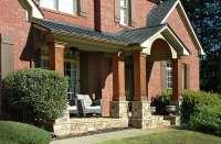 Porches With Stone/ Stone Porch Designs Archives - GFP