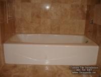 Tub Shower Travertine Shower Ideas Pictures