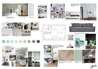 Interior design concepts - Interior designer Gerda Sutkien