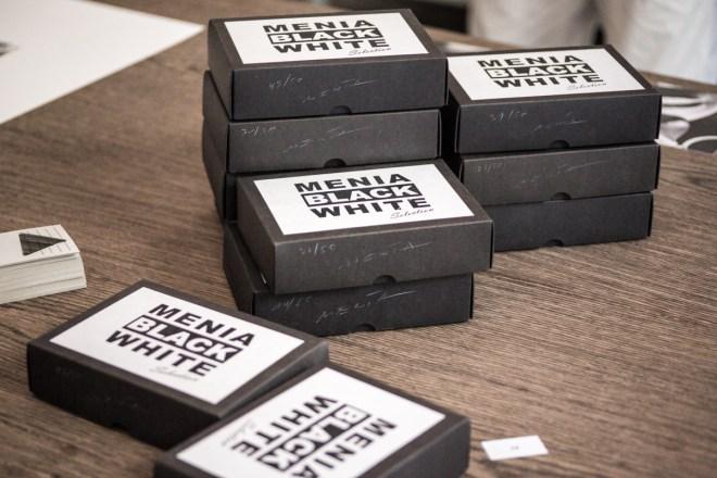 BLACK/WHITE Box, limitierte Auflage