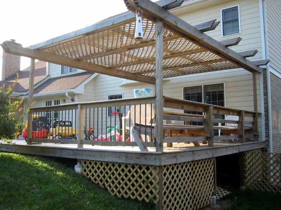 Build A Storage Shed Under A Deck Diy Nma