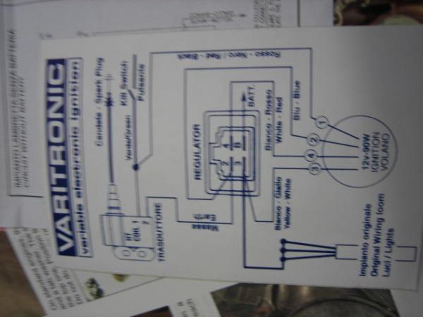 Vespatronic - Vespa PX, T5, Cosa etc - GSF - Das Vespa Lambretta Forum