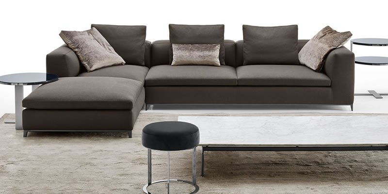 Elegant Groundpiece Softdream Flexform LC2 LC4 Maralunga Cassina Ray   Eleganten  Mobel Bebitalia