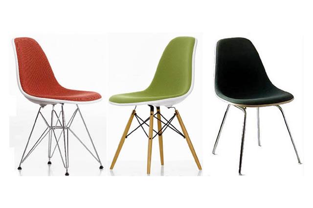 Eames Sedie Sedie Colorate Per Dare Personalit Spazio