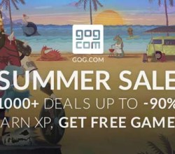 The GOG.com 2016 Summer Sale is On - 1,000+ Deals & Free Games