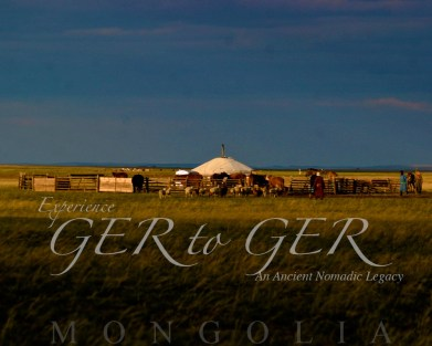 Experience GER to GER Mongolia - An Ancient Legacy