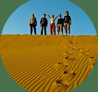 GER to GER Mongolia Gobi Desert Trips Tours Treks Travel