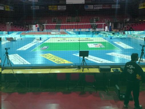 Volleyball Italien und europa