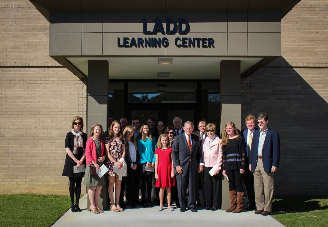 Russell Ladd and Family - Ladd Learning Center