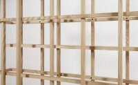 Frames 2.0: A Flat-packed Bookshelf and Room Divider