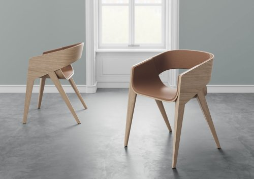 Medium Of Modern Comfortable Chairs