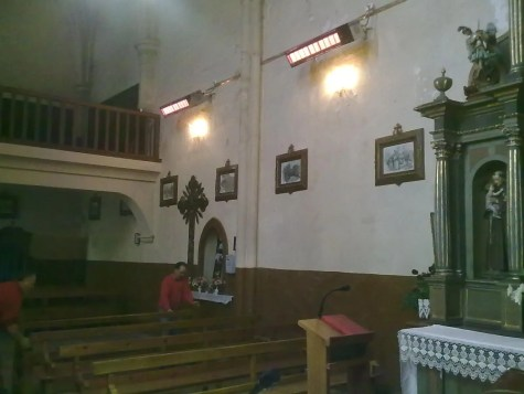 Salinas Ibargoiti, Navarra