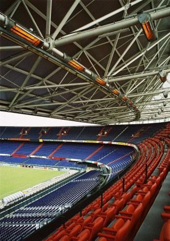 Estadio de futbol de Rotterdam
