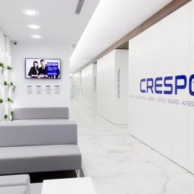 Sala de espera 2 Gestoría Crespo