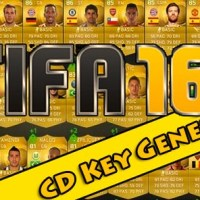 FIFA 16 CD Key Generator (Origin Code) Free Download