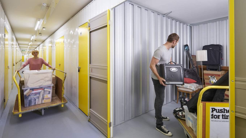 Big Yellow Self Storage Edinburgh Dandk Organizer