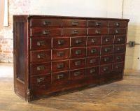 Antique Hardware Cabinet | Antique Furniture