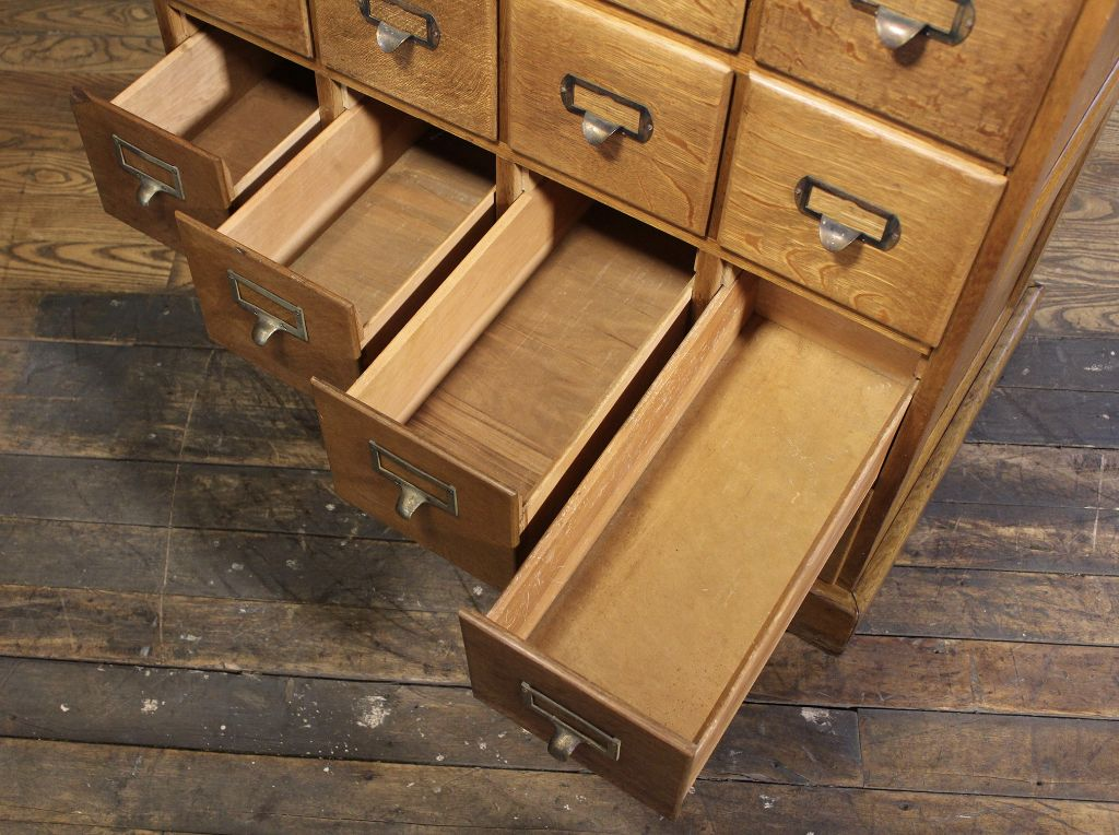 Wood Apothecary Cabinet Great Antique French Apothecary