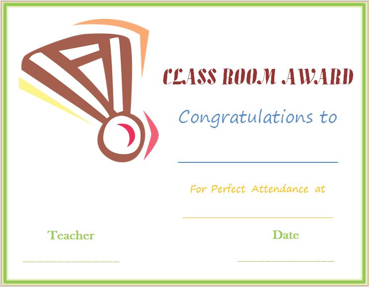 congratulations award template