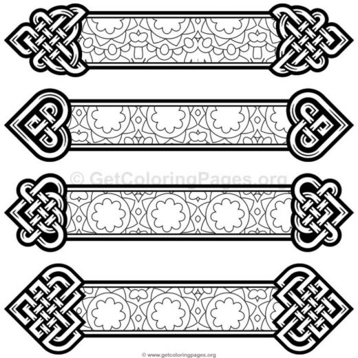bookmark coloring templates \u2013 GetColoringPagesorg - bookmark coloring pages