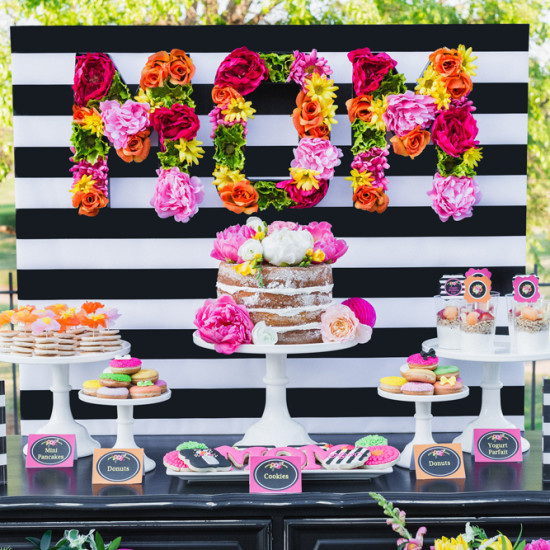 Fall Round Picnic Table Wallpaper Floral Mom Letters Archives Creative Juice