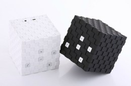MOCREO Magic Cube Portable Bluetooth Speaker