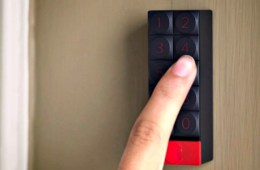 August Smart Keypad: Secure, Code-Based Security for your Home