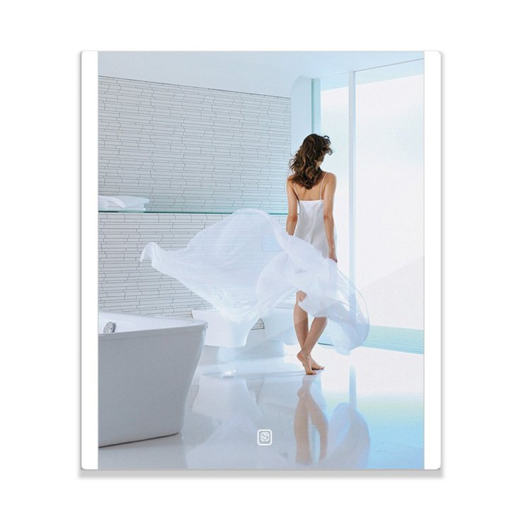 Bluetooth LED Bathroom Mirror