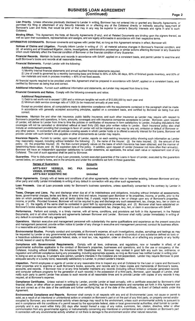Loan agreement form - njzhptc