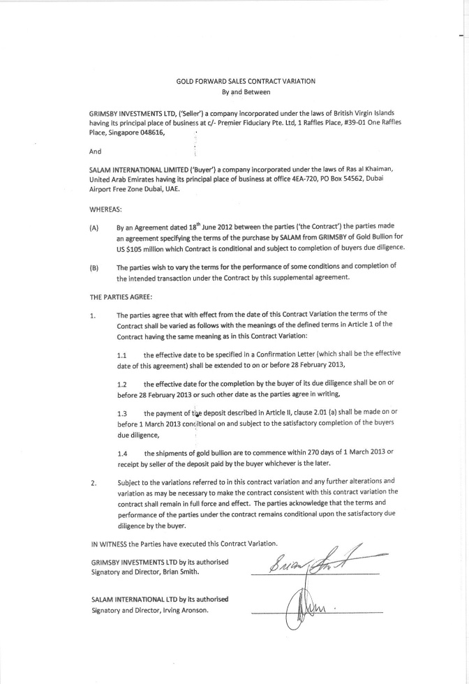 Sales Contract Group Sales Contract With Itinerary And Resources - contract amendment template