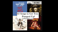 35 Songs to Pump You Up! | Get Fit. Go Figure!