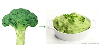 blended broccoli pic