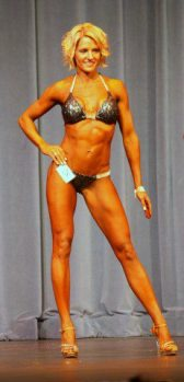 first show ever bikini 2011