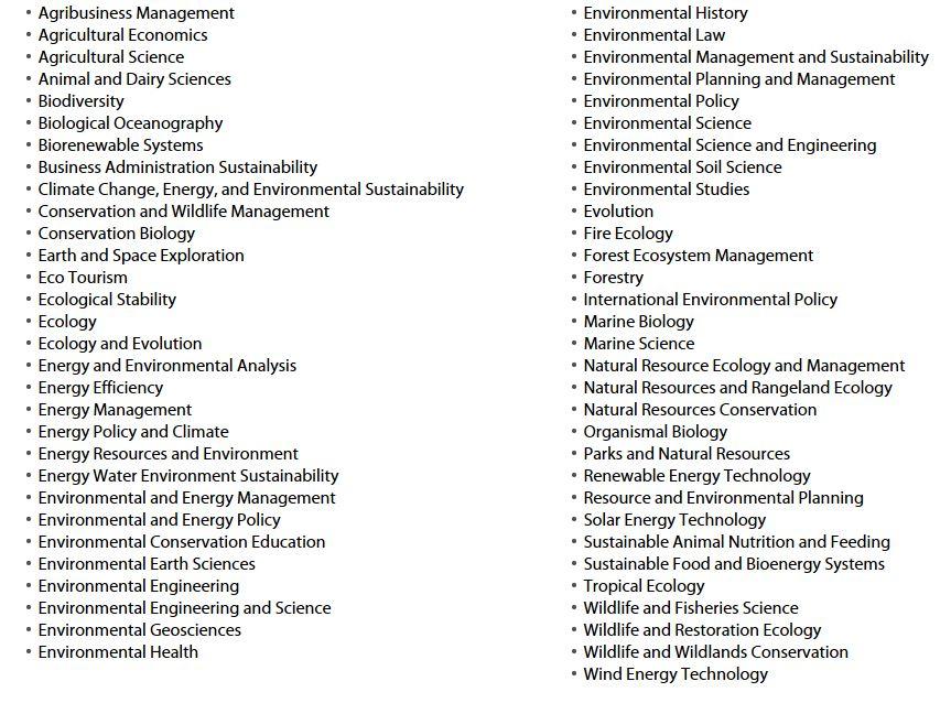 Environmental essay scholarships